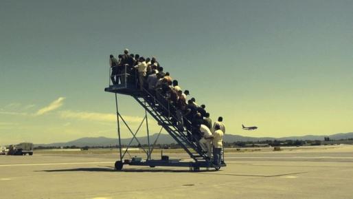 Quang cảnh phòng chờ sân bay